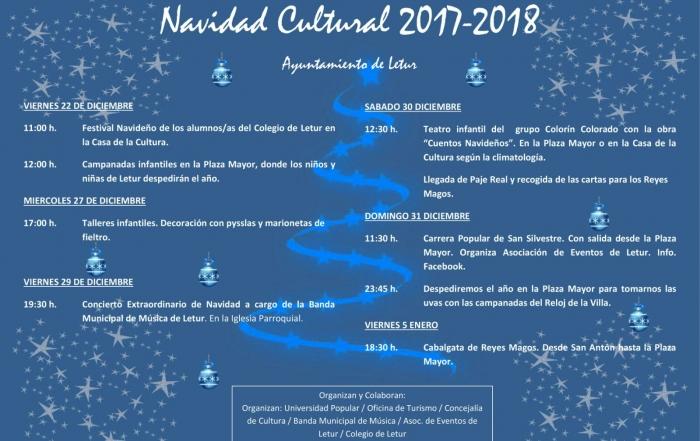 Navidad Cultural 2017/2018